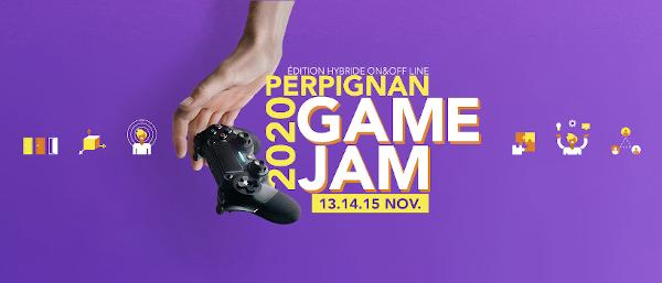 Perpignan Game Jam 2020 : une équipe d'e-artsup Montpellier récompensée du Prix de la technique pour le jeu vidéo Mind !