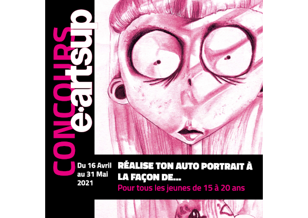 Concours spécial autoportrait : e-artsup Toulouse défie les jeunes talents !