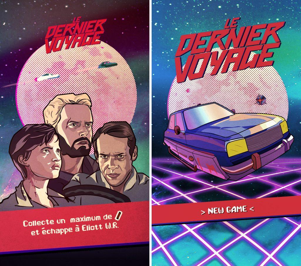 Les étudiants d'e-artsup Montpellier ont développé le jeu vidéo du film « Le Dernier Voyage »