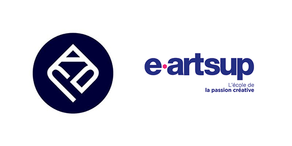 Les étudiants d'e-artsup Bordeaux ont remporté le 2e prix de la catégorie étudiante de l'édition 2021 du concours du Club des Directeurs Artistiques avec leur projet HUMAN.